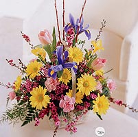 Mixed Floral Arrangement
